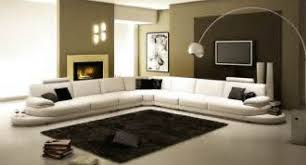 Leather Sofa Atlanta Sofa Sleek White Marble Floor Italian Sofas Shiny Gold Mirror