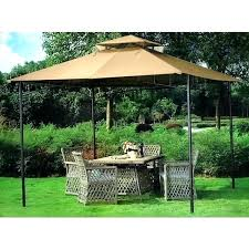 12x12 Patio Gazebo Outdoor Patio Gazebo 12 12 Canopy Gazebo Kits For Tubs