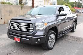 platinum toyota tundra certified pre owned 2015 toyota tundra platinum crewmax in