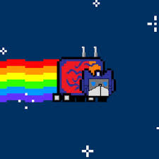 Nyan Cat Know Your Meme - images of nyan cat powerpoint template fan