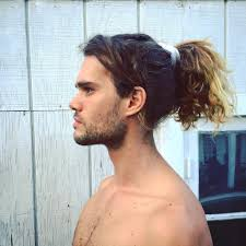 ponytail haircuts best 40 ponytail hairstyles for boys and men
