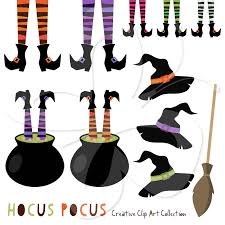 halloween clipart cute collection this cute wicked witch legs clip art clipart set is available from