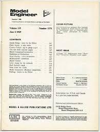 Radio Control Model Boat Magazine Model Engineer Hobby Magazine Volume 135 Number 3370 6 19 June