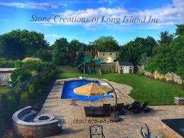Long Island Patio by Stone Creations Of Long Island Pavers And Masonry Corp Deer Park
