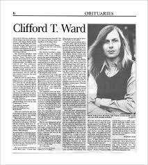 7 newspaper obituary templates u2013 free sample example format