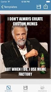 Creador Memes - meme factory creador de memes gratis por novagecko s l