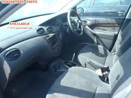 ford focus ghia 1999 ford focus breakers ford focus spare car parts