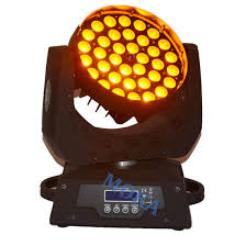 Cheap Moving Head Lights Moka Mk M11 36 10w Led Dmx Moving Head Light Auto Sound Active For