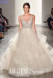 fall wedding dress styles brides lazaro wedding dresses fall 2017 bridal fashion week