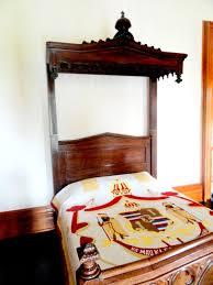 Bed Frames Oahu Queen U0027s Bedroom Iolani Palace Honolulu Hawaii Interesting