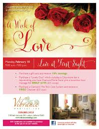 gift card specials valentines vibrance spa