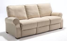 Cloth Reclining Sofa Pleasant Idea Power Reclining Sofa Problems Electric Furniture