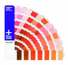 pantone chart seller pantone plus series formula guides solid coated u0026 uncoated two