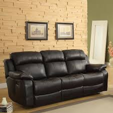 sofa bed recliner darby home co hall double reclining sofa u0026 reviews wayfair