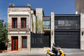 Home Design Center Bay Area Opposites Attract In Urban Renovation Custom Home Magazine