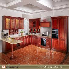 Modern Cherry Kitchen Cabinets Contemporary Cherry Kitchen Cabinets Manufacturer From China