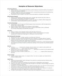 resume objective statement exles management companies charming resume objective statement exles entretejido co