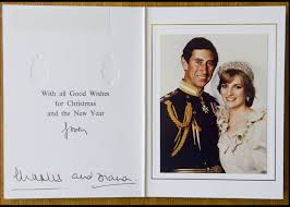 married christmas cards royal family christmas cards through the years royals
