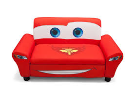 canapé cars amazon com delta children s products disney pixar cars upholstered