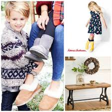 Zulily Clothes And Shoes Zulily Deals Ugg Rustic Home Decor And Hanna Andersson