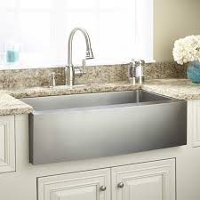 Stainless Steel Sink With Bronze Faucet Interior Stainless Steel Under Mount Sink Combined Curved Bronze