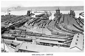 old railway goods yard stock photos u0026 old railway goods yard stock
