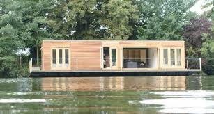 floating houses eco floating house is serene answer to real estate woes treehugger