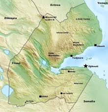 Geography Map Geography Of Djibouti Wikipedia