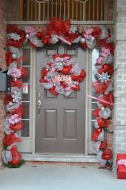 Front Doors Decorated For Christmas by 72 Best Deco Garland Images On Pinterest Christmas Ideas Deco