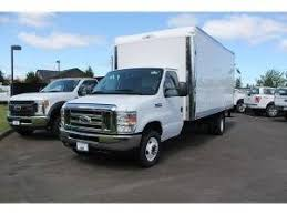 ford e series box truck ford box truck trucks for sale in washington 16