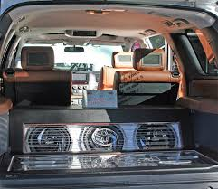 08 toyota sequoia 2008 toyota sequoia built for sony mobile electronics and toyota
