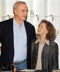 john cleese u0027s alimony battle with alyce fay eichelberger left her