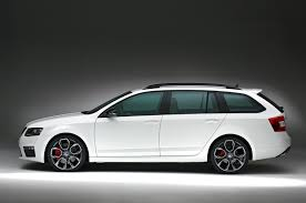 vwvortex com skoda octavia vrs revealed sedan and combi