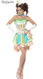 Halloween Clowns Costumes Candylicious Clown Costume Cute Clown Costume Halloween