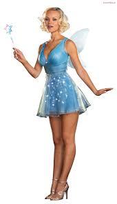 Light Up Costumes True Blue Fairy Light Up Costume