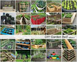 Diy Garden Bed Ideas Diy Garden Design Awesome Design Garden Design With Diy Garden Bed