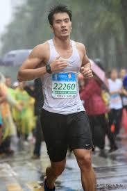 Photogenic Runner Meme - taiwanese actor steven lin fitness pinterest handsome and kdrama