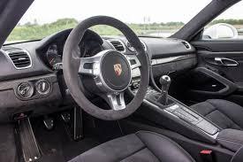 Porsche Cayman Interior Review 2015 Porsche Cayman Gts Ny Daily News
