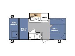 Pod Garage by 2018 Forest River R Pod Rp 182g Liberty Tx Rvtrader Com