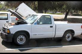 the s 10 ev chevy u0027s rare electric pickup truck autotrader