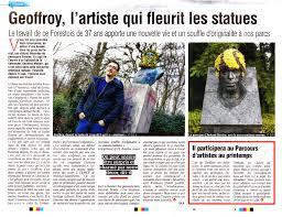 Geoffroy Mottart Presse Geoffroy Mottart