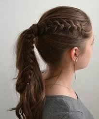 easy hairstyles for school trip cutest easy school hairstyles for girls easy school hairstyles