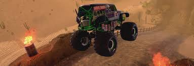 monster truck jam games play free online monster jam crush it monster jam