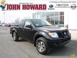 nissan frontier extended cab for sale 2012 super black nissan frontier pro 4x king cab 4x4 60111821