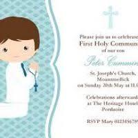 communion invitations for boys boys communion invitations justsingit