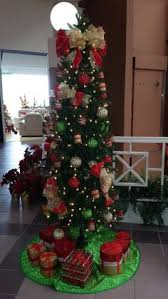 my green gold black and white 12ft 14ft tree