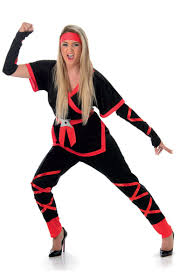 dragon ninja women u0027s costume women u0027s ninja fighter fancy dress