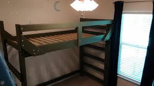 build loft bed part 1 youtube