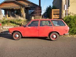 the street peep 1971 datsun 510 wagon