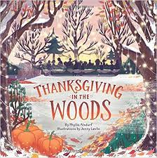 book review thanksgiving in the woods be the difference a